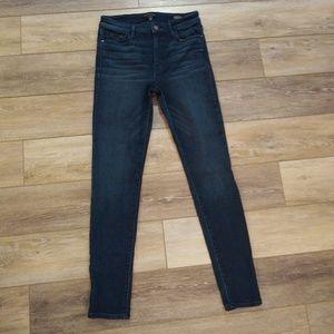 Sanctuary blue skinny jeans
